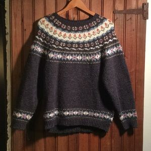 Vintage Weathervane sweater